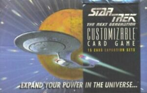 Star Trek CCG - Premiere Unlimited Booster Box (Factory Sealed) 36 packs
