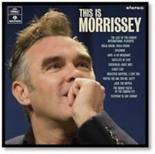 Morrissey - This is Morrissey - New CD Album - Released 6th July 2018
