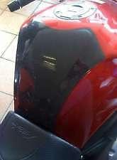 Yamaha FZ1 FZ8 2008 onward Carbon Fiber Tank pad / Scratch Protector.