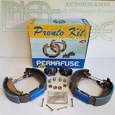 SET RACHEN PERMAFUSE 913811P SYSTEM BREMSUNG BENDIX FÜR RENAULT R21 - SUPER 5