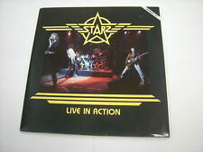 STARZ - LIVE IN ACTION - 2LP VINYL EXCELLENT CONDITION 1989 HOLLAND