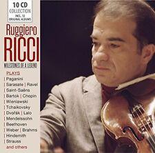 Ruggiero Ricci - Milestones Of A Legend [CD]