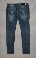 JEANS Buckle Miss Me Signature Skinny 29/31 Womens
