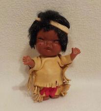 ++ 1 Japan - Püppchen / Puppe / Indianer ++
