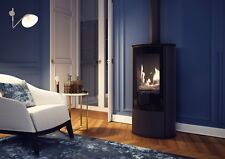 Contemporary freestanding GAS stove with remote controler