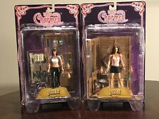 New! Charmed Action Figure Doll Series 1 - Phoebe & Paige Set!! by Sota Toys