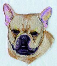 Embroidered Ladies Fleece Jacket - French Bulldog BT3600  Sizes S - XXL