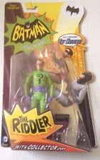 """BATMAN From The Classic TV Series 6"""" Inch Action Figure Of The RIDDLER"""