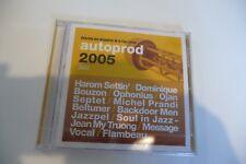 FNAC JAZZ CD NEUF EMBALLE. AUTOPROD 2005 . BOUZON. JEAN MY TRUONG FLAMBEAU....