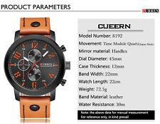 CURREN Luxury Casual Men Watches Analog Military Sports Quartz Wristwatch-NEW!