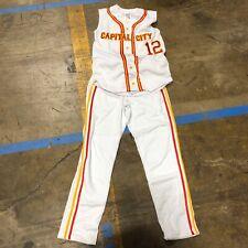 Womens Softball Uniform Lot (10) Capital City Top Pants Combo S, M, Xl