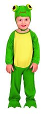 FROG TODDLER KIDS FANCY DRESS WORLD BOOK DAY CHILDREN ANIMAL PARTY COSTUME 2-4