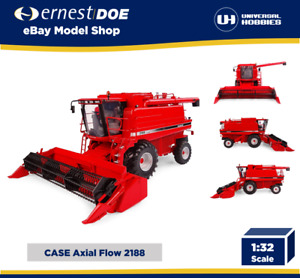 Universal Hobbies 1/32 Scale UH5269 - Case IH 2188 Axial Flow - Red - Combine