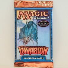 MTG: INVASION Sealed Booster Pack - Magic the Gathering Cards - Invasion Block