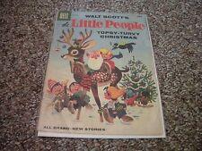 Walt Scott's Little People Four Color Comic #868 (1957) DELL Comics