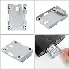 2.5'' Metal HDD Hard Disk Drive Mounting Bracket Caddy For Sony PS3 SUPER SLIM