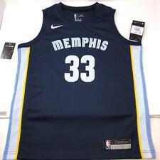 Memphis Grizzlies Marc Gasol Jersey Nike NBA Kids Youth Size Large