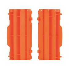 Cache radiateur orange ktm Polisport 8455300002
