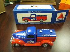 Liberty Classics 1940 Ford Tanker Citgo Oil diecast MIB