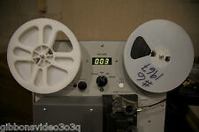 10,750 FT 8MM, SUPER 8 &16MM MOVIE FILM TRANSFER TO DVD OR QUICKTIME FILES