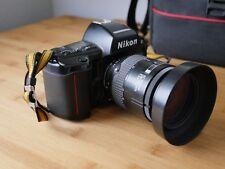 Nikon Entfernungsmesser Xxl : Analoge nikon spiegelreflexkameras mit autofokus & manuellem fokus