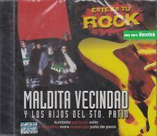 Maldita Vecindad y los Hijos del 5to Patio Este es tu Rock CD New Nuevo sealed