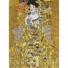 Diamond DOTZ 5d Embroidery FACET Art Kit Woman in Gold (klimt) Dd15.017