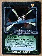 VEGETA'S ENERGY FOCUS [Played] X2 Cell Games Promo Dragon Ball Z Ccg Dbz Score