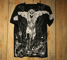 Triple H All Over Print Eversoris T-shirt WWE WWF The Game Adult Size Small