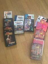 Beachbody Hip Hop Abs Shaun T Turbo Jam Yoga Booty Ballet Slim in 6 dvds fitness