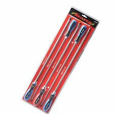 Neilsen Extra Long Screwdrivers Philips Slotted Flat  & Pozi Drive Ends     4033