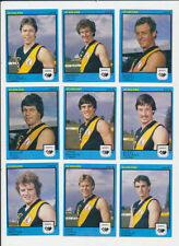 Scanlens Australian Football Trading Cards
