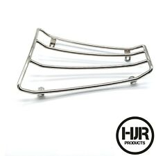Vespa GTS GTV GT floor runner Rack Carrier STAINLESS STEEL 125 300 250 200 150