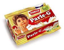 Parle-G GALLETAS - (paquete de 12) - 80g por paquete