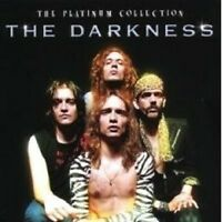 "THE DARKNESS ""THE PLATINUM COLLECTION"" CD 21 TRACKS NEU"