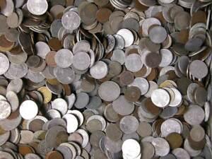 D. Reich Konvolut - Münzen Kaiserreich Weimar bis 1945 - 100 Stück Münzen LOT