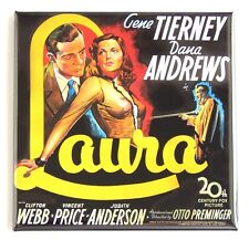 "Laura Fridge Magnet movie poster ""style S"""