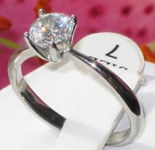 Modeschmuck-Ringe im Verlobung-Stil aus Edelstahl