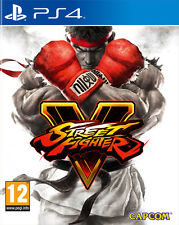 Street Fighter V 5 Ps4 Playstation 4 It Import Capcom