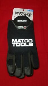 Matco Tools Insulated Plus Gloves Size EXTRA LARGE IMGXLA Mechanic Technician XL