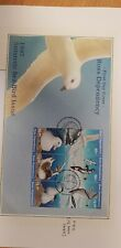 ROSS DEPENDENCY NEW ZEALAND  1997 Sea Birds Issue FDC d44