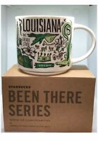 "Starbucks Louisiana ""Been There Series"" Collection 14oz Mug. NEW In 📦"