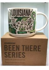 New Starbucks Been There Series Louisiana Collection 14oz Mug NIB