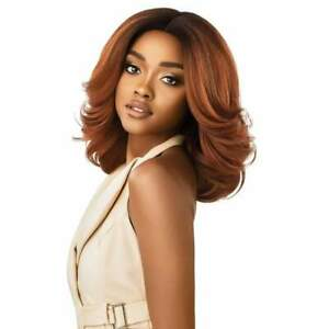 OUTRE SYNTHETIC LACE FRONT WIG (SOFT & NATURAL) - NEESHA 204