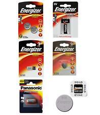 Pila Marca Energizer Pack pilas bateria original en blister Elige Modelo