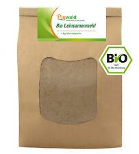 BIO Leinsamenmehl - 1 kg - (9,90 €/Kg)