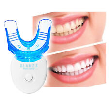 LED Laser Teeth Whitening Light Mouth Tray Detox Smile Dental Gel Hi Tooth White