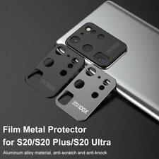 Phone Camera Lens Screen Protective Film Metal Protector for Samsung S20 S20p