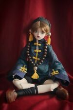 1/3 SD BJD Outfit Clothes The Exorcist Top+Shorts+Hat+Beads 4 Pcs Full Set Boy