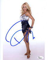 Hot - Sexy PAMELA ANDERSON Signed 8X10 Color Photo with a JSA (James Spence) COA